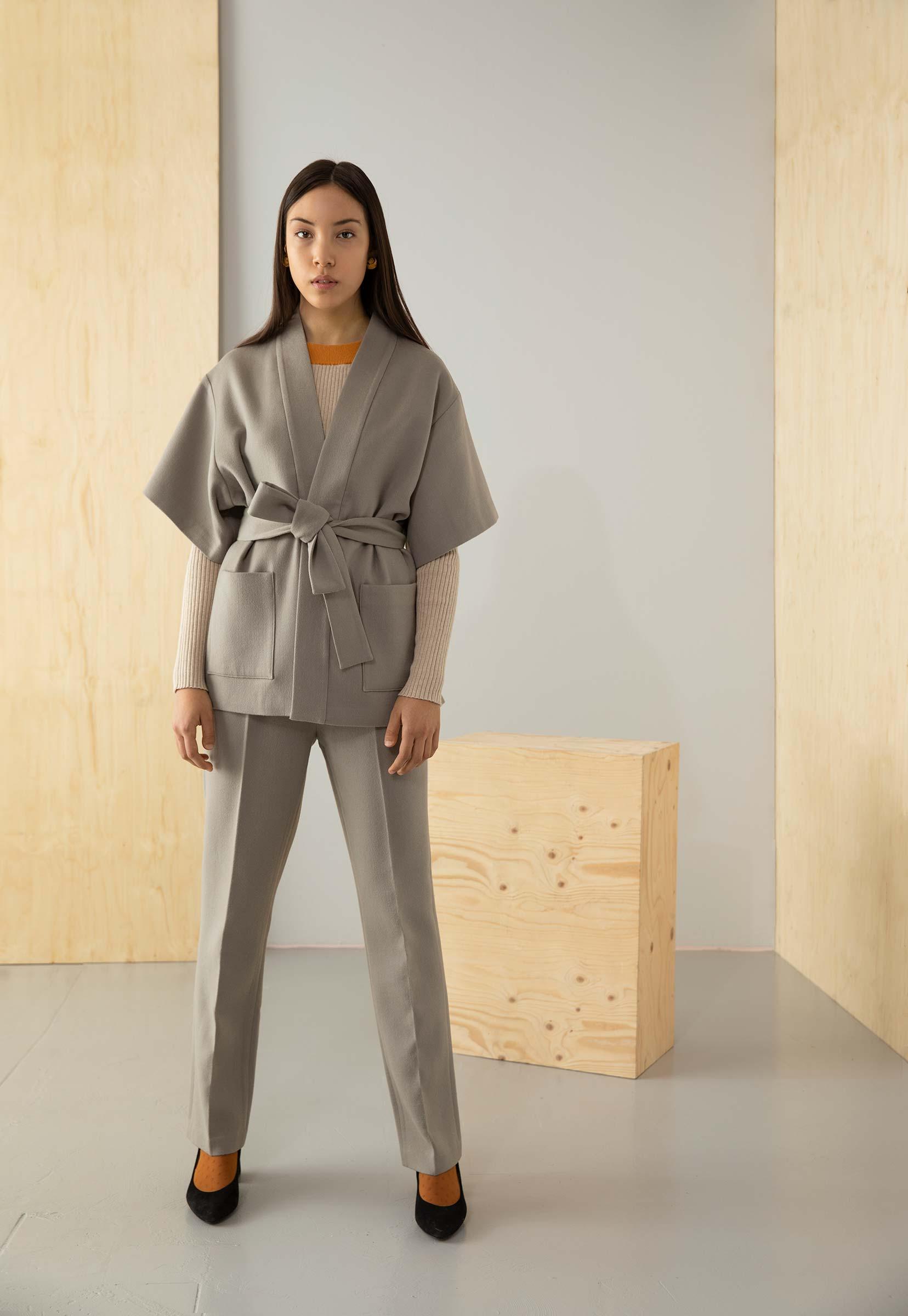 modell fotograferad i studio